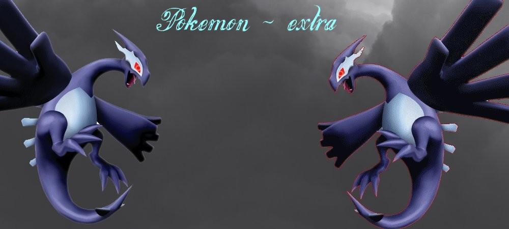 Pokemon extra